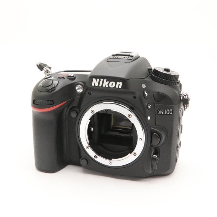 代引き手数料無料 あす楽 中古 《並品》 Nikon 海外並行輸入正規品 デジタルカメラ D7100 ショップ ボディ