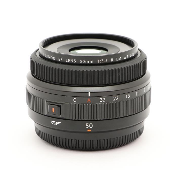 【あす楽】 【中古】 《良品》 FUJIFILM フジノン GF50mm F3.5 R LM WR [ Lens   交換レンズ ]