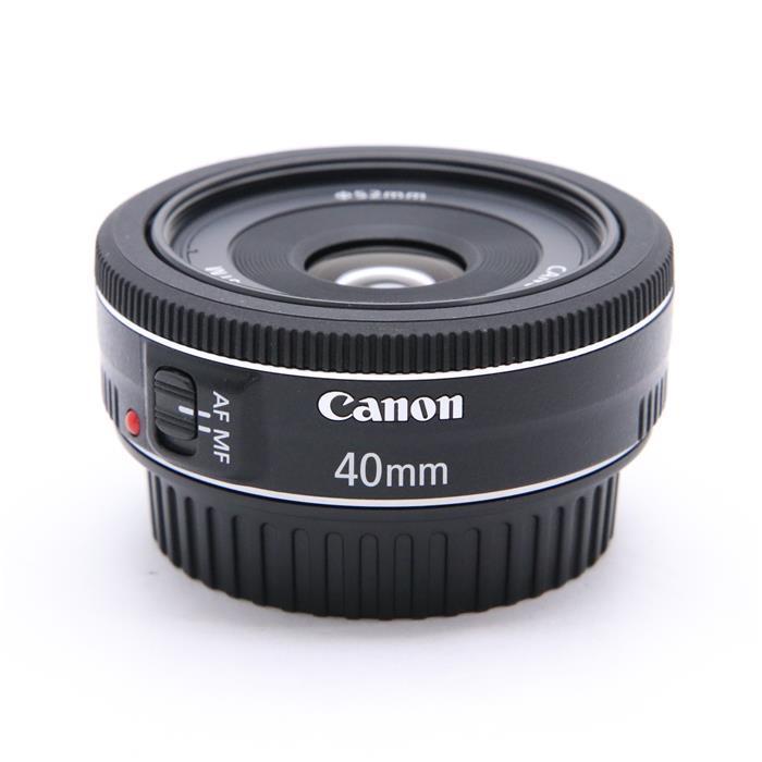 【代引き手数料無料!】 【あす楽】 【中古】 《美品》 Canon EF40mm F2.8 STM [ Lens | 交換レンズ ]