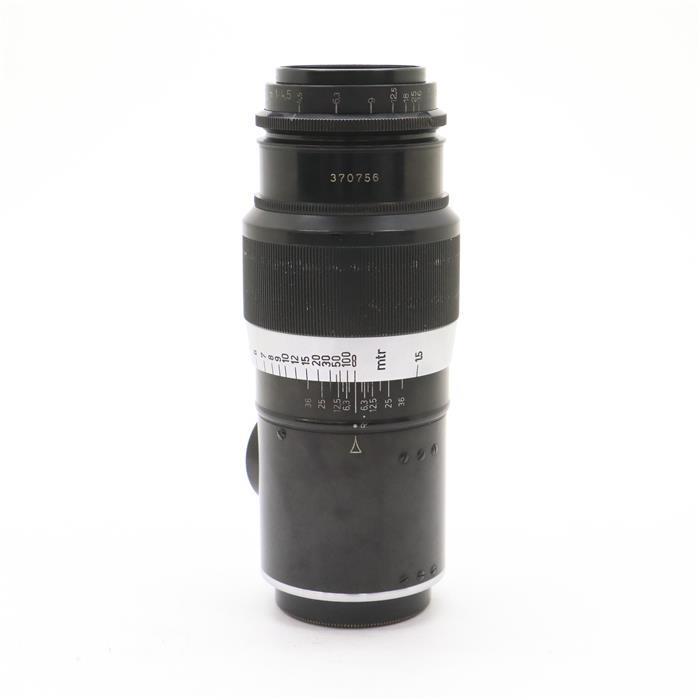 【あす楽】 【中古】 《並品》 Leica ヘクトール L135mm F4.5 ブラック [ Lens | 交換レンズ ]
