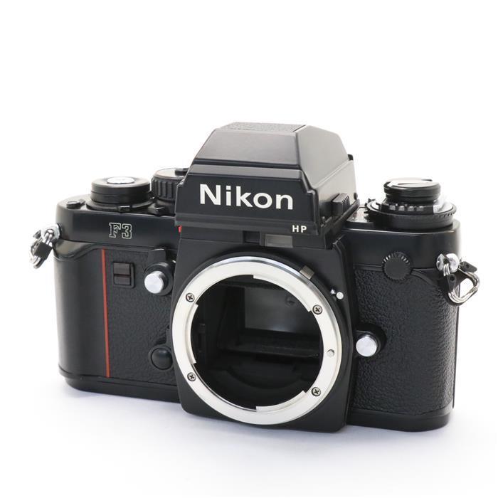 【あす楽】 【中古】 《並品》 Nikon F3 HP 【メーター精度調整/ファインダー内清掃/各部点検済】