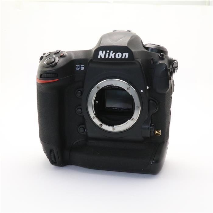 【あす楽】 【中古】 《並品》 Nikon D5 ボディ(CF-Type) [ デジタルカメラ ]