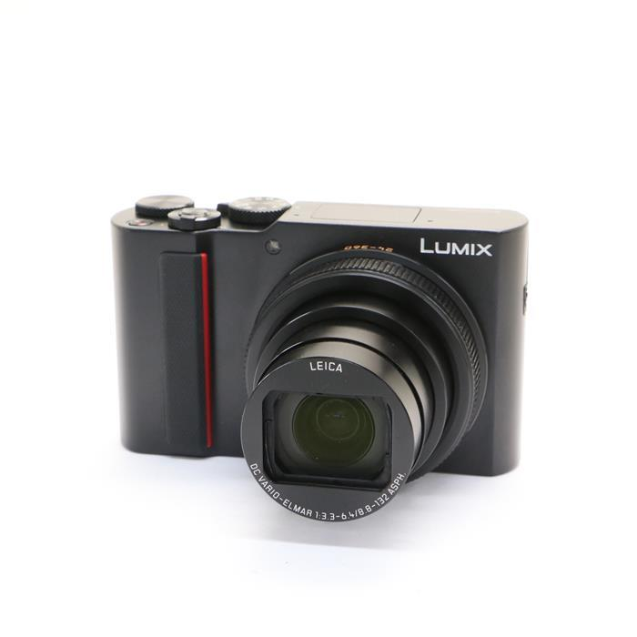 【あす楽】 【中古】 《美品》 Panasonic LUMIX DC-TX2 ブラック [ デジタルカメラ ]
