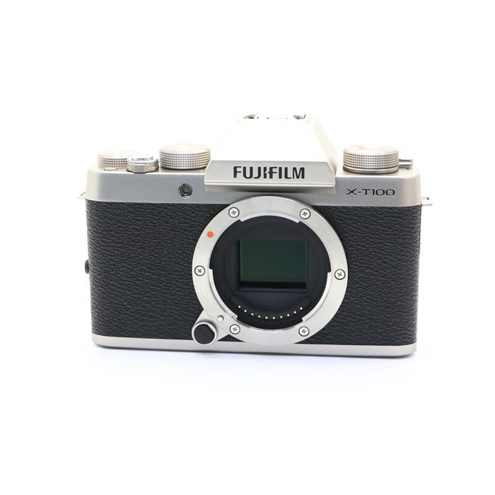 【あす楽】 【中古】 《新同品》 FUJIFILM X-T100 ボディ シャンパンゴールド [ デジタルカメラ ]
