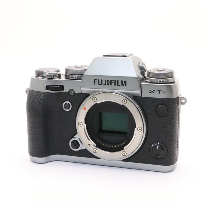 【あす楽】 【中古】 《良品》 FUJIFILM X-T1 Graphite Silver Edition [ デジタルカメラ ]