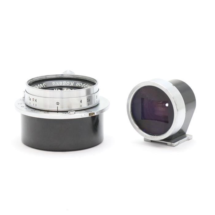 【あす楽】 【中古】 《並品》 Nikon W-NIKKOR.C (L) 25mm F4 +Finder 【専門の修理会社にてレンズ清掃各部点検済み!】 [ Lens | 交換レンズ ]