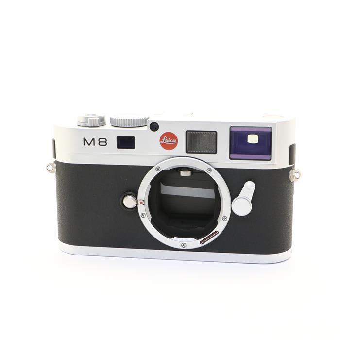【あす楽】 【中古】 《良品》 Leica M8ボディ シルバー [ デジタルカメラ ]