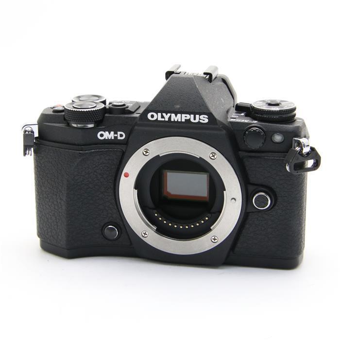 【あす楽】 【中古】 《良品》 OLYMPUS OM-D E-M5 Mark II ボディ ブラック [ デジタルカメラ ]