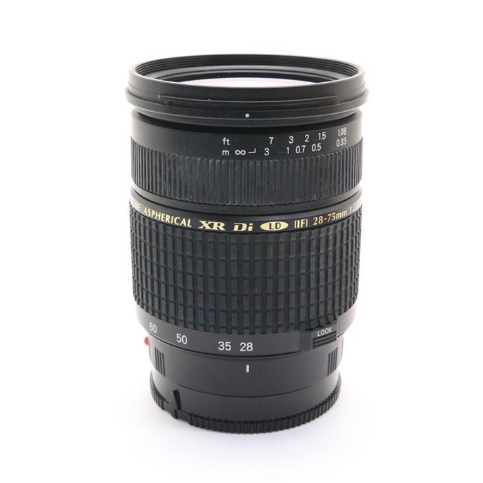【あす楽】 【中古】 《並品》 TAMRON SP 28-75mm F2.8 XR Di LD ASPH [IF] Macro(ソニーα用) [ Lens   交換レンズ ]