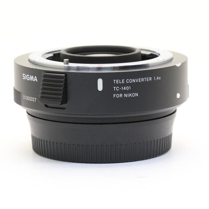 【あす楽】 【中古】 《並品》 SIGMA テレコンバーター TC-1401 (ニコン用) [ Lens | 交換レンズ ]