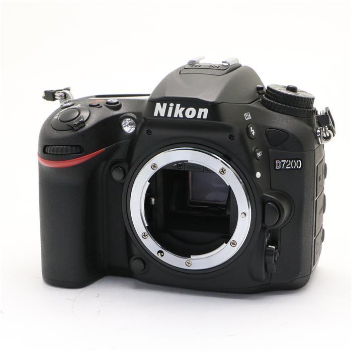 【あす楽】 【中古】 《良品》 Nikon D7200 バッテリーパックキット [ デジタルカメラ ]