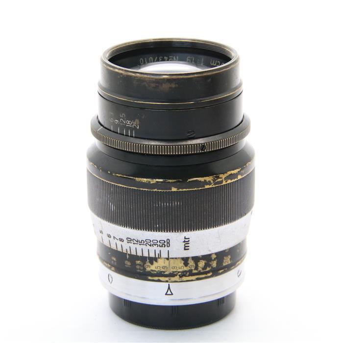 【あす楽】 【中古】 《難有品》 Leica ヘクトール L73mm F1.9 ブラックxシルバー [ Lens | 交換レンズ ]