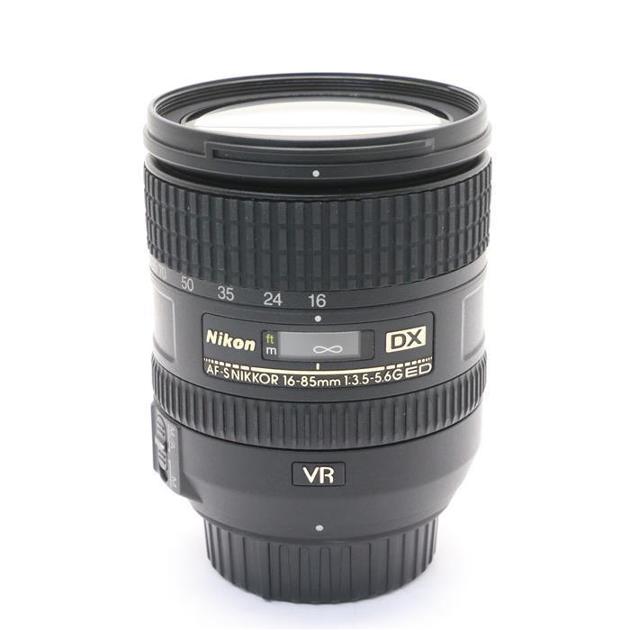 【あす楽】 【中古】 《並品》 Nikon AF-S DX NIKKOR 16-85mm F3.5-5.6G ED VR [ Lens | 交換レンズ ]