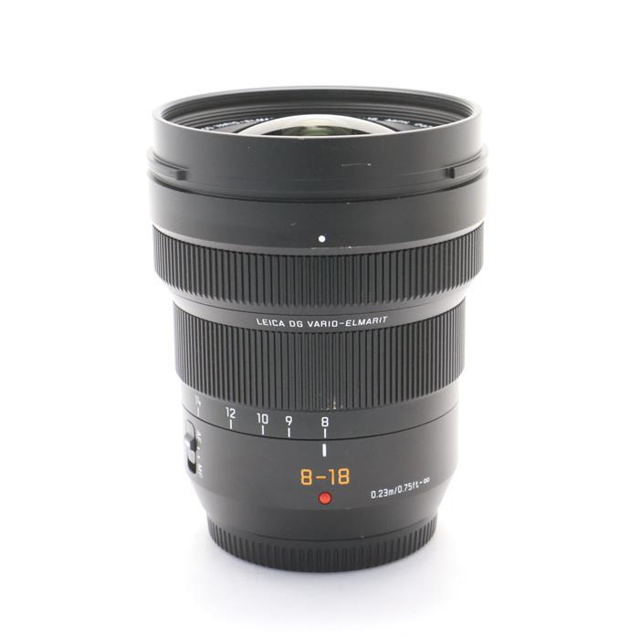 【あす楽】 【中古】 《良品》 Panasonic LEICA DG VARIO-ELMARIT 8-18mm F2.8-4.0 ASPH. H-E08(マイクロフォーサーズ) [ Lens   交換レンズ ]