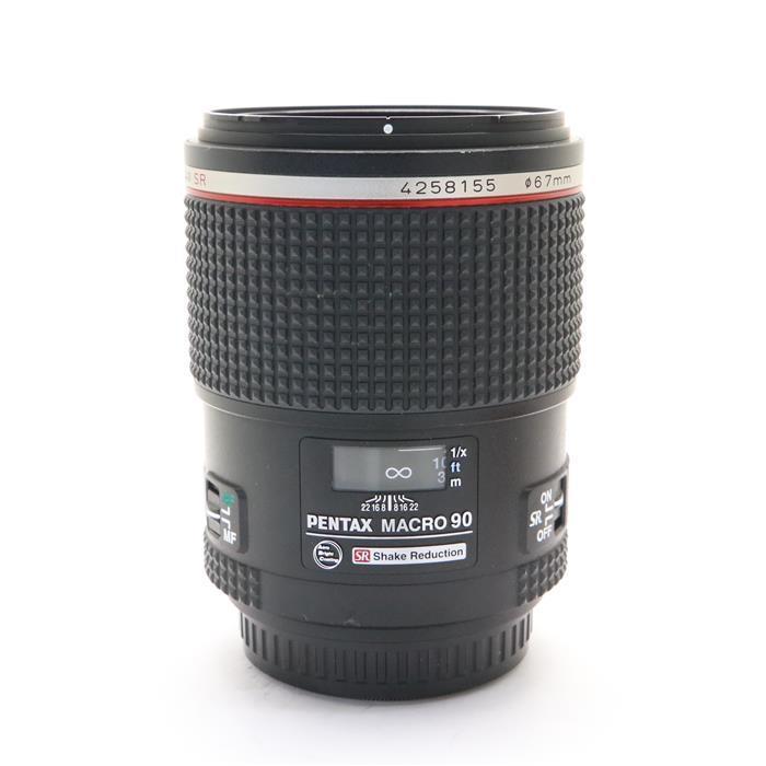 【あす楽】 【中古】 《難有品》 PENTAX HD D FA645 Macro 90mm F2.8 ED AW SR [ Lens   交換レンズ ]