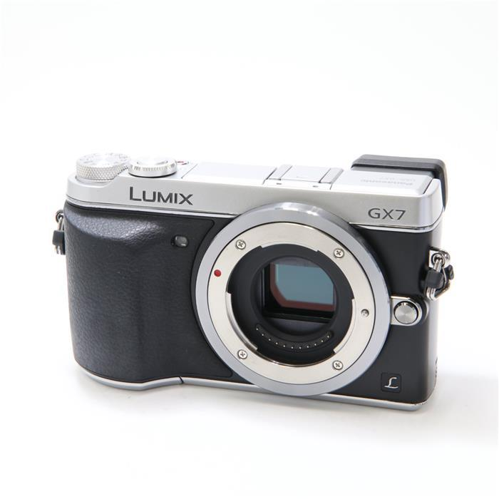 【あす楽】 【中古】 《良品》 Panasonic LUMIX DMC-GX7 シルバー [ デジタルカメラ ]