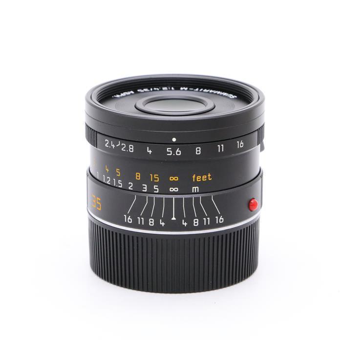 【あす楽】 【中古】 《良品》 Leica ズマリット M35mm F2.4 ASPH. ブラック [ Lens   交換レンズ ]