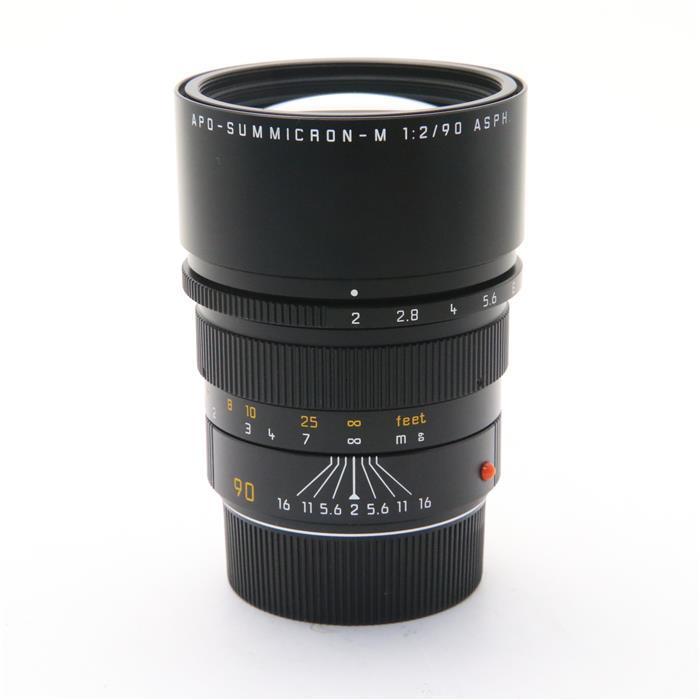 【あす楽】 【中古】 《良品》 Leica アポズミクロン M90mm F2 ASPH. ブラック [ Lens | 交換レンズ ]