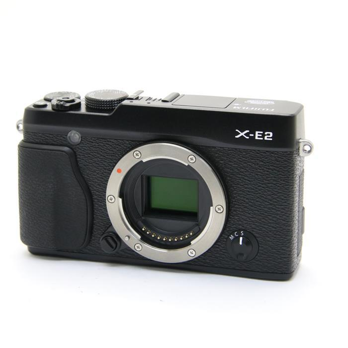 【あす楽】 【中古】 《美品》 FUJIFILM X-E2 ボディ ブラック [ デジタルカメラ ]