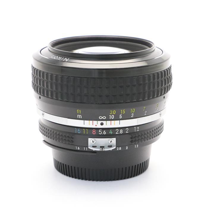 【あす楽】 【中古】 《良品》 Nikon Ai Nikkor 50mm F1.2 [ Lens   交換レンズ ]