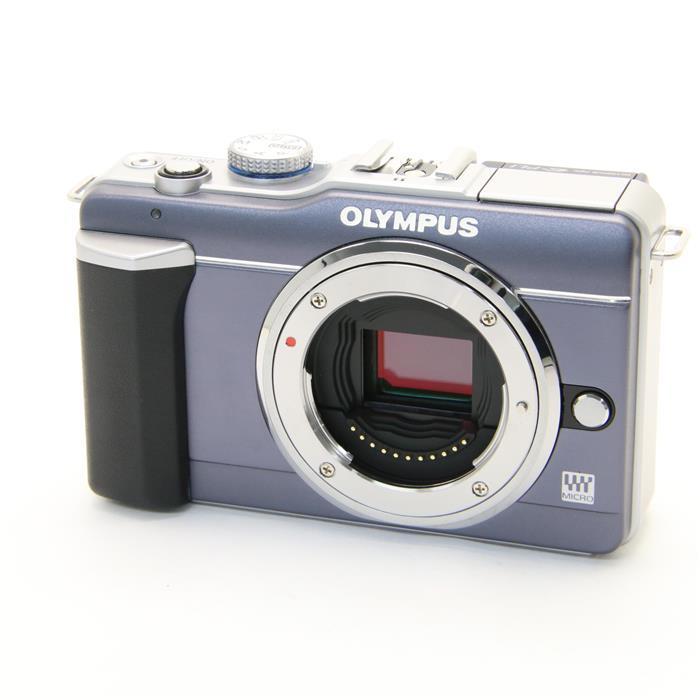 【あす楽】 【中古】 《美品》 OLYMPUS PEN Lite E-PL1 ボディ ブルーブラック [ デジタルカメラ ]