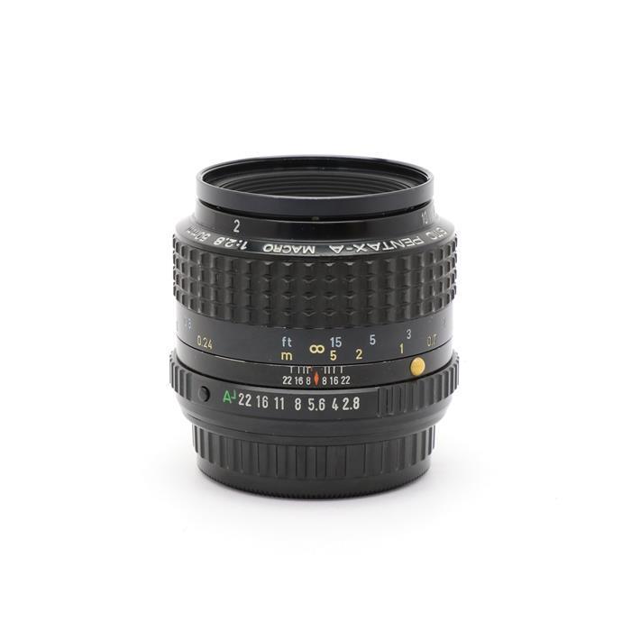 【あす楽】 【中古】 《難有品》 PENTAX SMC-PENTAX-A 50mm F2.8 Macro [ Lens | 交換レンズ ]