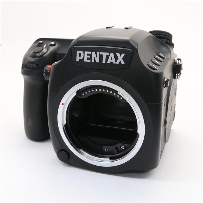 【あす楽】 【中古】 《美品》 PENTAX 645Dボディ [ デジタルカメラ ]