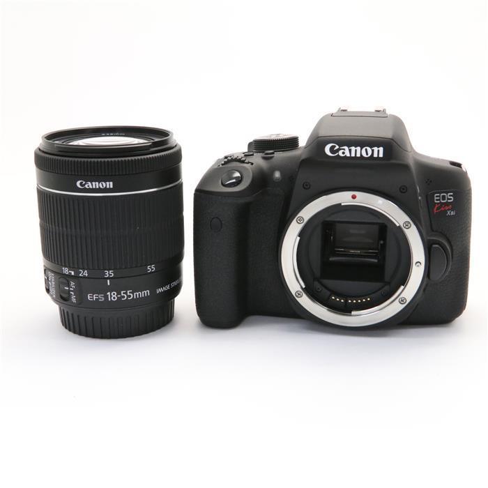 【あす楽】 【中古】 《美品》 Canon EOS Kiss X8i EF-S18-55 IS STM レンズキット [ デジタルカメラ ]