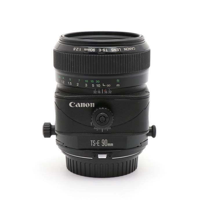 【あす楽】 【中古】 《美品》 Canon TS-E90mm F2.8 [ Lens | 交換レンズ ]