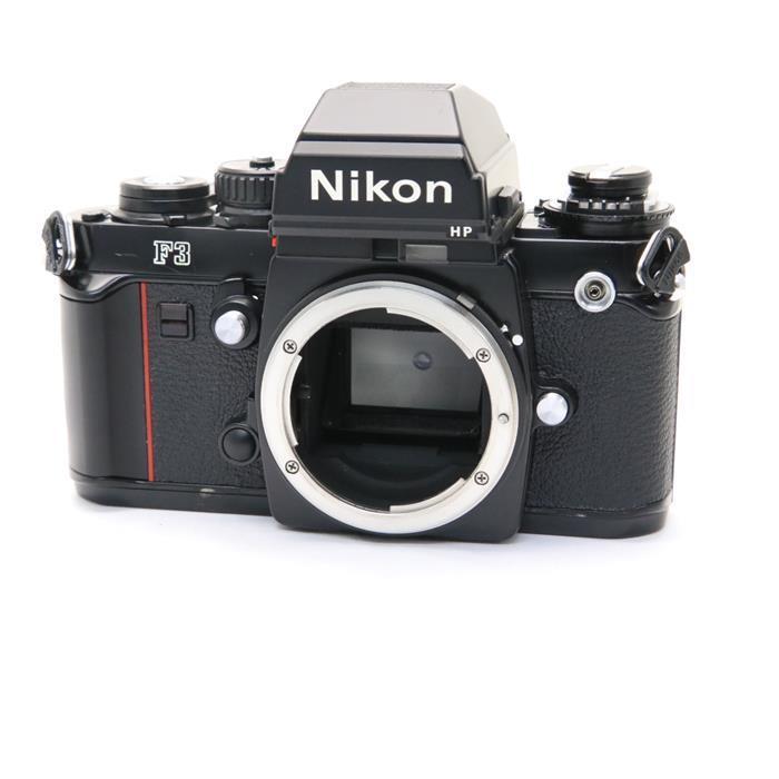 【あす楽】 【中古】 《並品》 Nikon F3 HP 【シャッターメーター調整/ファインダー内清掃/各部点検済】