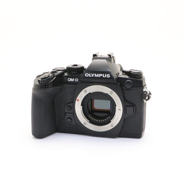 【あす楽】 【中古】 《並品》 OLYMPUS OM-D E-M1 ボディ ブラック [ デジタルカメラ ]