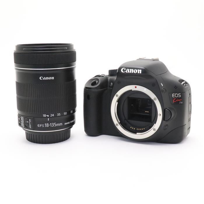 【あす楽】 【中古】 《良品》 Canon EOS Kiss X4 EF-S18-135 IS レンズキット [ デジタルカメラ ]