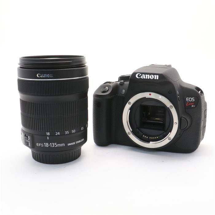 【あす楽】 【中古】 《美品》 Canon EOS Kiss X7i EF-S18-135 IS STM レンズキット [ デジタルカメラ ]