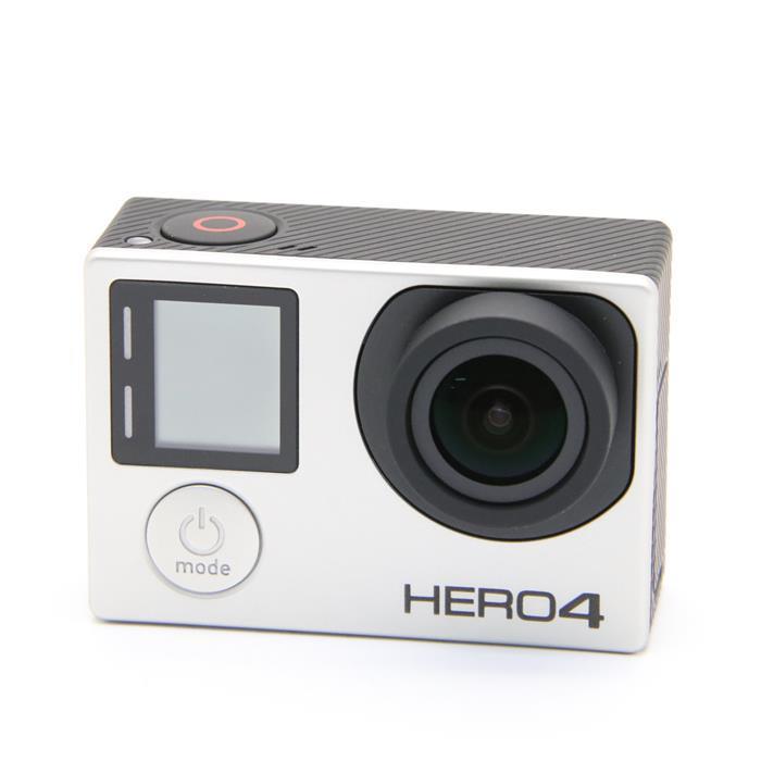 【あす楽】 【中古】 《美品》 GoPro HERO4 シルバーエディション アドベンチャー