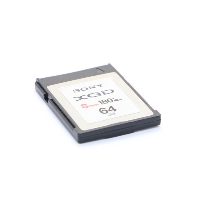 【あす楽】 【中古】 《美品》 SONY XQDメモリーカード Sシリーズ 64GB QD-S64E