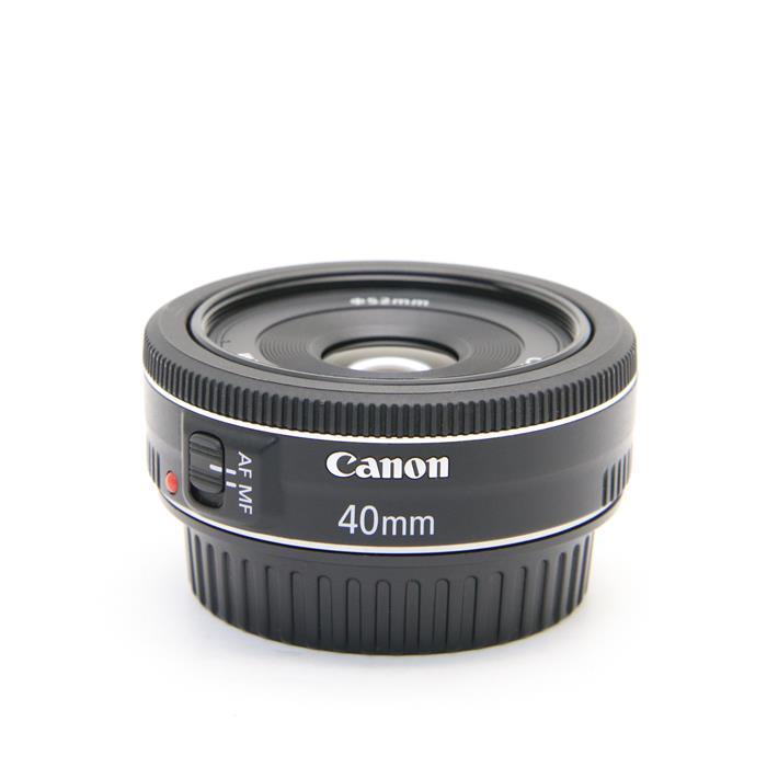 【あす楽】 【中古】 《良品》 Canon EF40mm F2.8 STM [ Lens | 交換レンズ ]