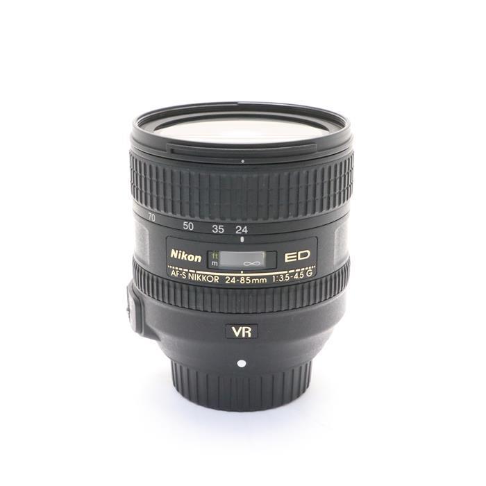 【あす楽】 【中古】 《良品》 Nikon AF-S NIKKOR 24-85mm F3.5-4.5G ED VR [ Lens   交換レンズ ]