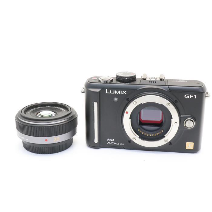 【あす楽】 【中古】 《美品》 Panasonic DMC-GF1C レンズキット エスプリブラック [ デジタルカメラ ]