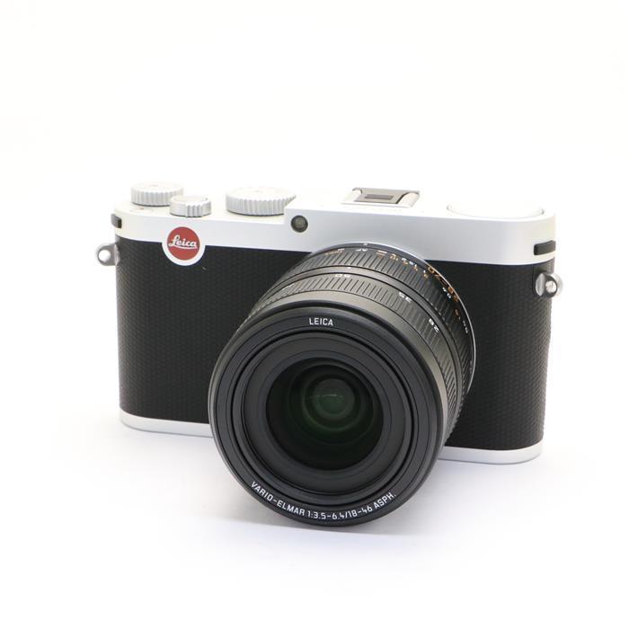 【あす楽】 【中古】 《新同品》 Leica X Vario (Typ107) シルバー 【ライカカメラジャパンにて外観清掃/各部点検済】 [ デジタルカメラ ]