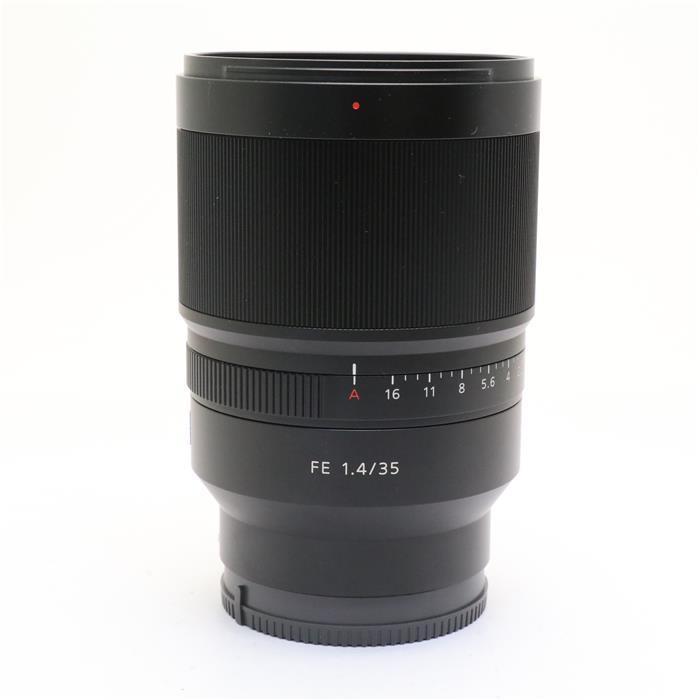 【あす楽】 【中古】 《美品》 SONY Distagon T* FE 35mm F1.4 ZA SEL35F14Z [ Lens | 交換レンズ ]