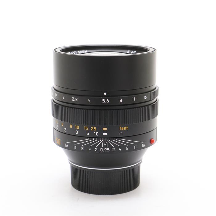 【あす楽】 【中古】 《美品》 Leica ノクティルックス M50mm F0.95 ASPH. ブラック [ Lens | 交換レンズ ]
