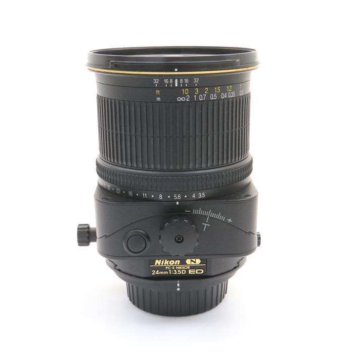 【あす楽】 【中古】 《美品》 Nikon PC-E NIKKOR 24mm F3.5D ED [ Lens | 交換レンズ ]