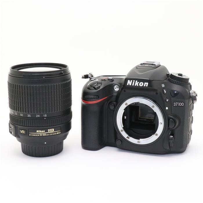【あす楽】 【中古】 《並品》 Nikon D7100 18-105 VR レンズキット [ デジタルカメラ ]