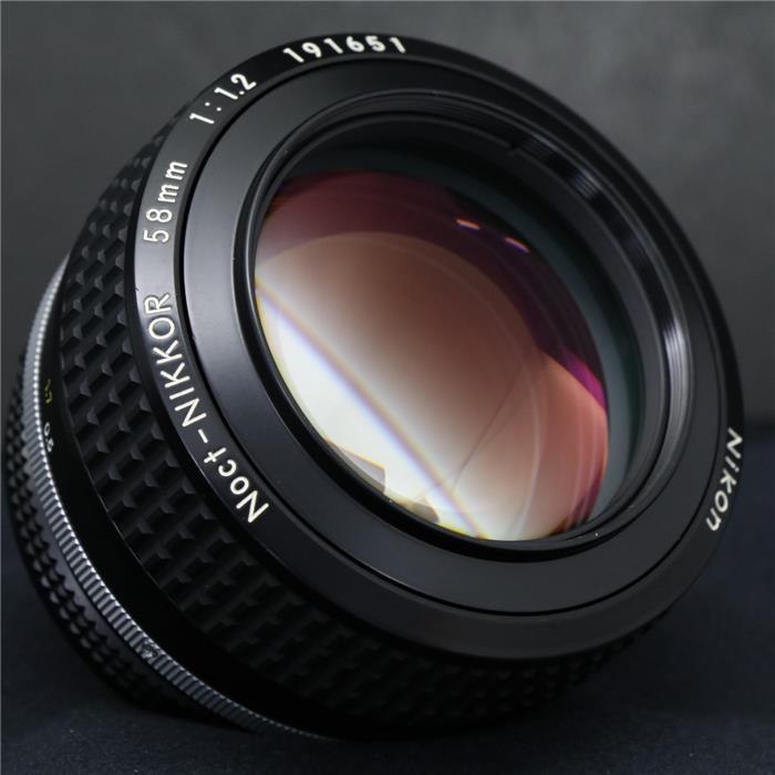 【あす楽】 【中古】 《良品》 Nikon Ai-S Nikkor 58mm F1.2 Noct 【ニッコール往年の銘玉 Noct入荷!!】 [ Lens   交換レンズ ]