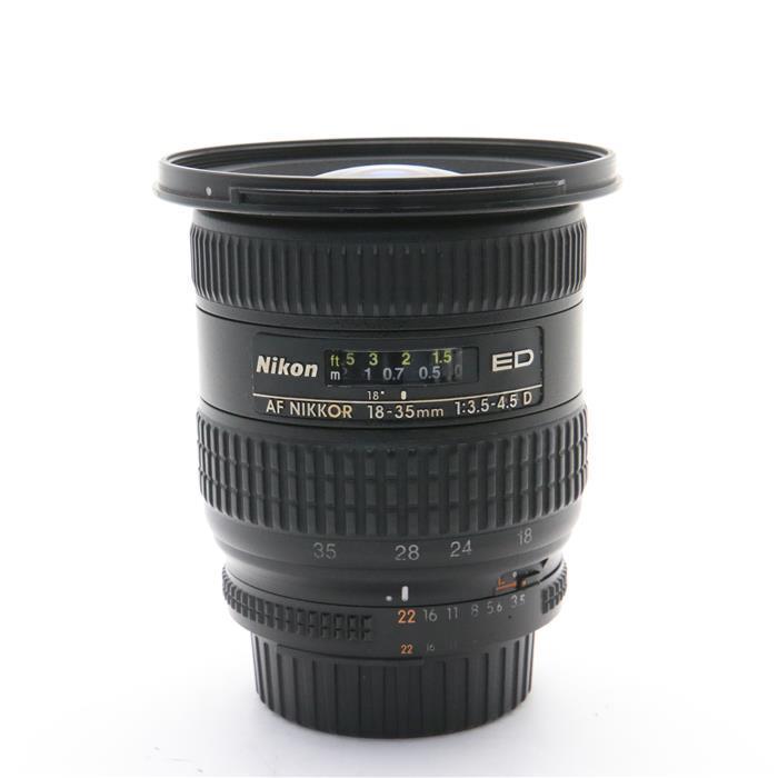 【あす楽】 【中古】 《並品》 Nikon Ai AF Zoom-Nikkor 18-35mm F3.5-4.5D IF-ED [ Lens | 交換レンズ ]