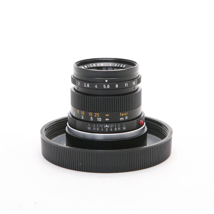 【あす楽】 【中古】 《良品》 Leica ズミクロン M50mm F2 (ブラック) ※最短0.7m [ Lens | 交換レンズ ]