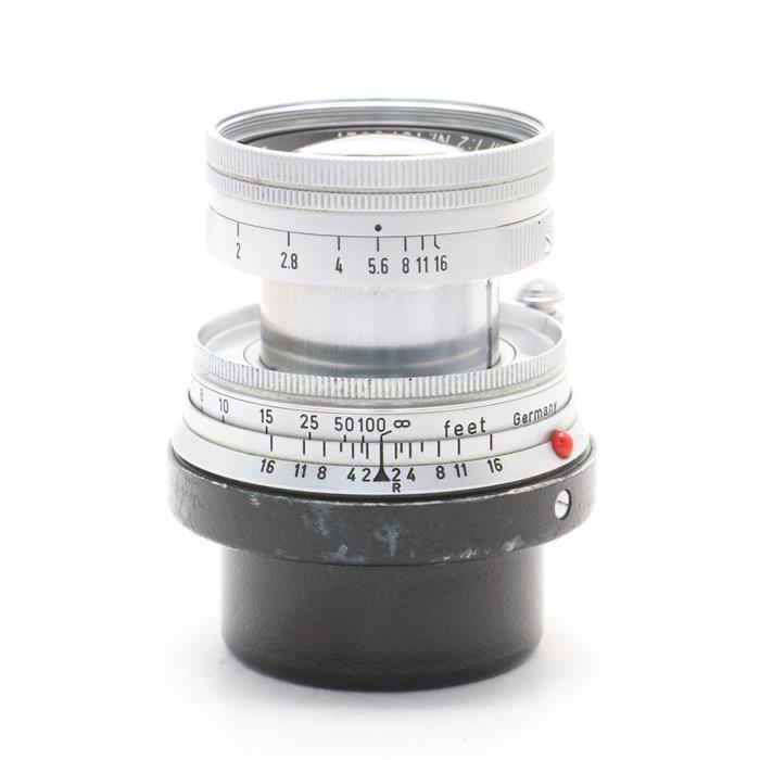 【あす楽】 【中古】 《難有品》 Leica ズミクロン M50mm F2 沈胴 [ Lens | 交換レンズ ]