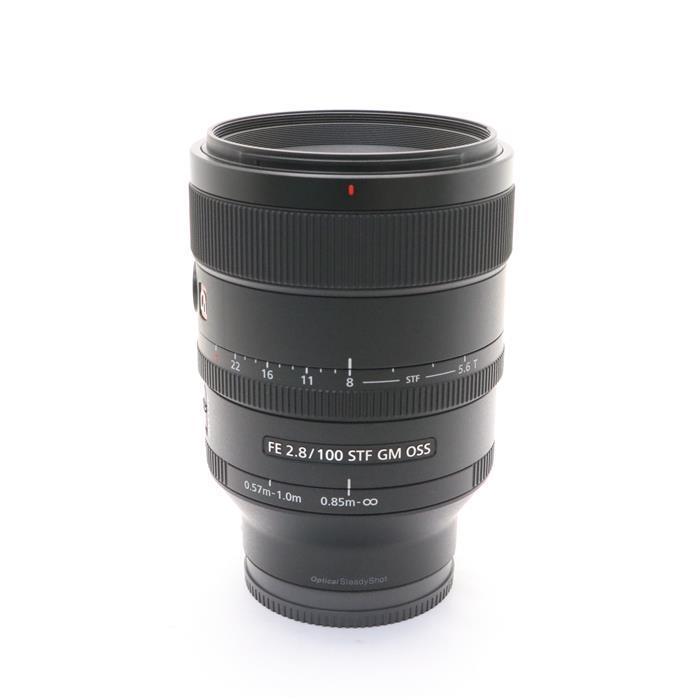 【あす楽】 【中古】 《新同品》 SONY FE 100mm F2.8 STF GM OSS SEL100F28GM [ Lens | 交換レンズ ]