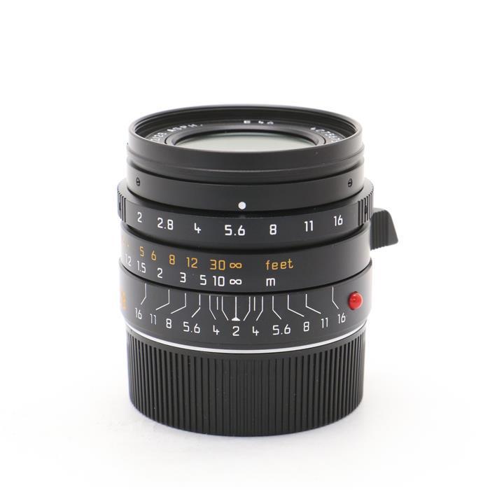 【あす楽】 【中古】 《美品》 Leica ズミクロン M28mm F2.0 ASPH. (フードはめ込み式)(6bit) [ Lens | 交換レンズ ]