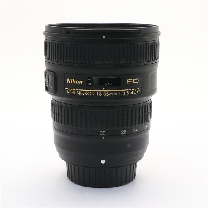 【あす楽】 【中古】 《並品》 Nikon AF-S NIKKOR 18-35mm F3.5-4.5G ED [ Lens | 交換レンズ ]